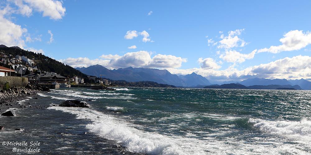 Bariloche's lakeside
