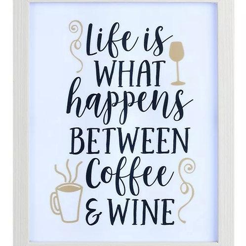 Coffee & Wine Light Box