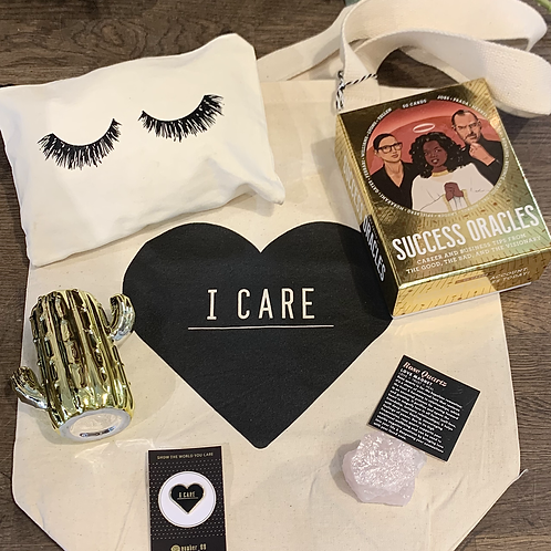 'I Care' Package