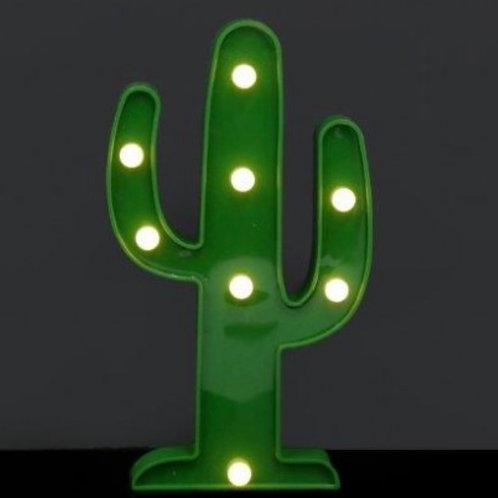 LED Cactus Light