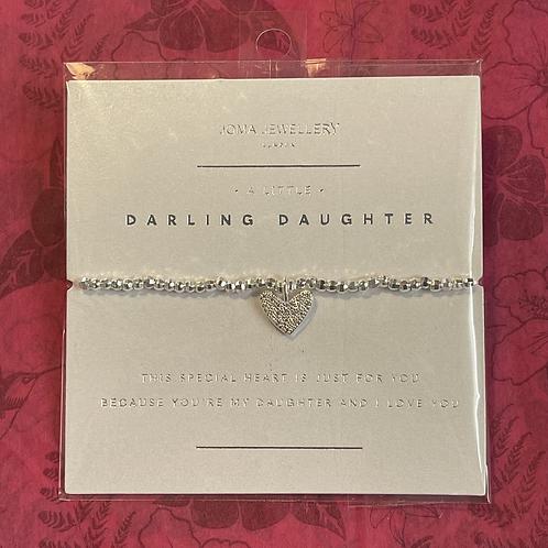 Darling Daughter Bracelet