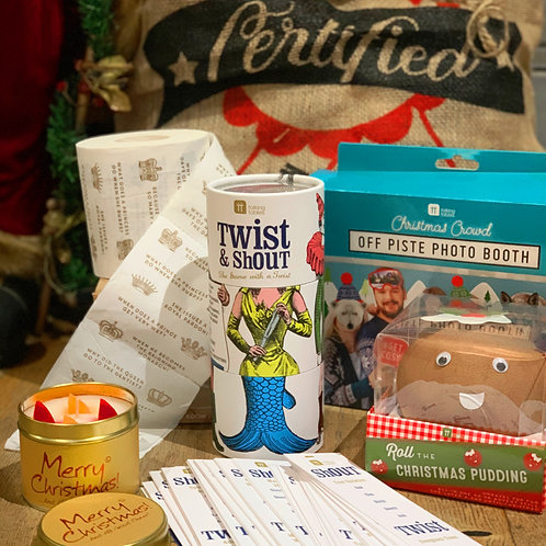 Family to Family Christmas Fun Package