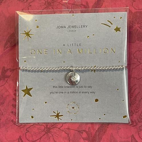 One In A Million Bracelet