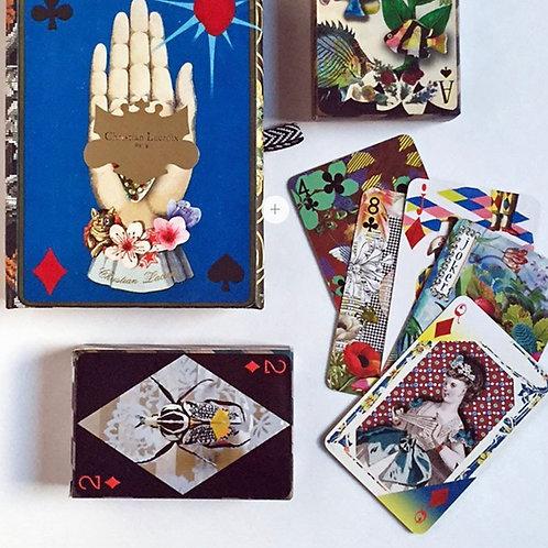 Christian Lacroix Playing Cards – Maison De Jeu (2 Decks)