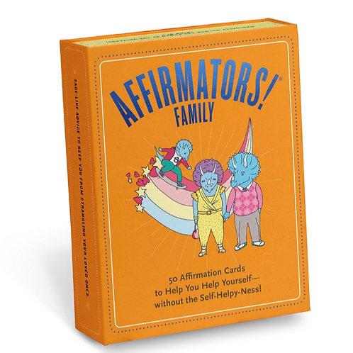 Affirmators Family Cards