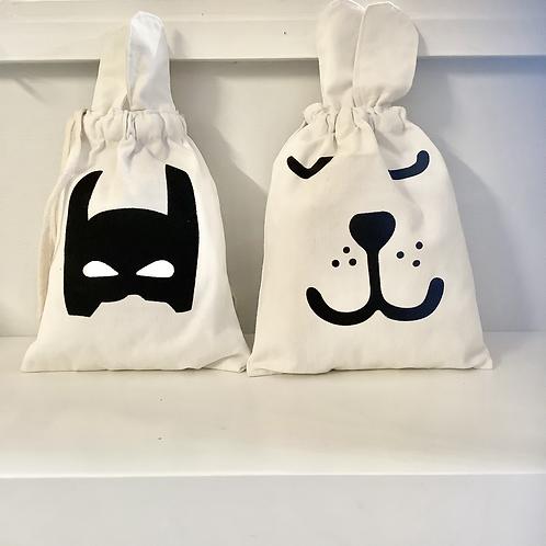 Canvas Mini Bag