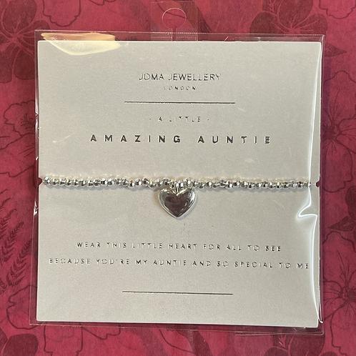 Amazing Auntie Bracelet