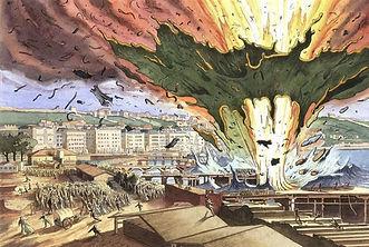 1893-Explosion-del-Cabo-Machichaco-en-Sa