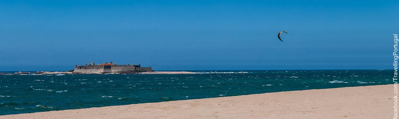 Praia_de_Moledo_Caminha_y_Forte_da_Insua