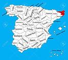 72499621-gerona-mapa-españa-mapa-vectori