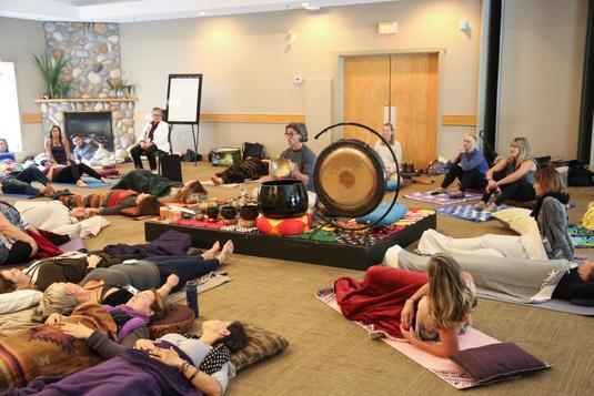 Sound Bowl Meditation