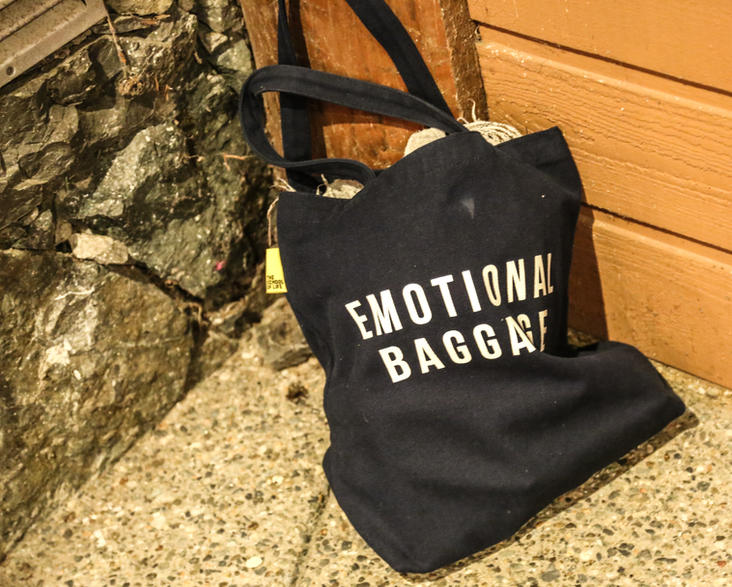 Clear your emotional Baggage