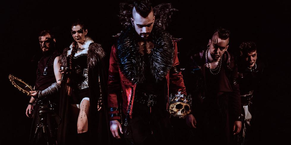 "(ABGESAGT!) | MANNTRA | ""Monster Mind Consuming""-Tour (Special Guest: Storm Seeker)"