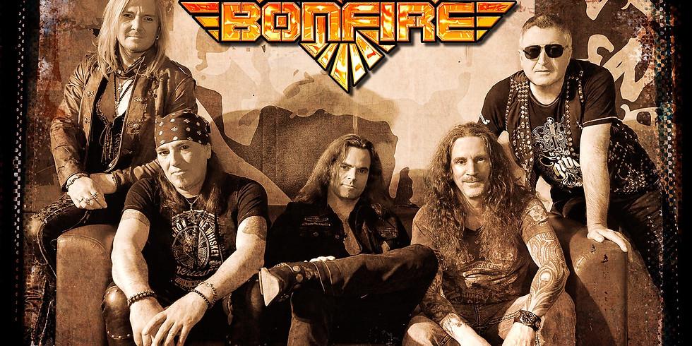 """Bonfire - """"Fistful Of Fire"""" Tour"""