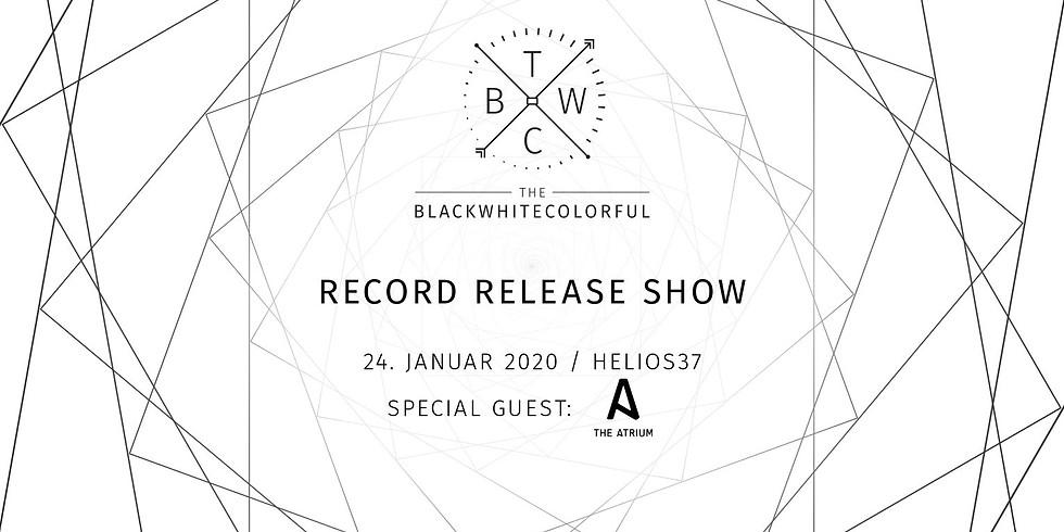 THE BLACKWHITECOLORFUL Record Release Show