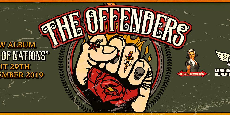 (ABGESAGT!) The Offenders