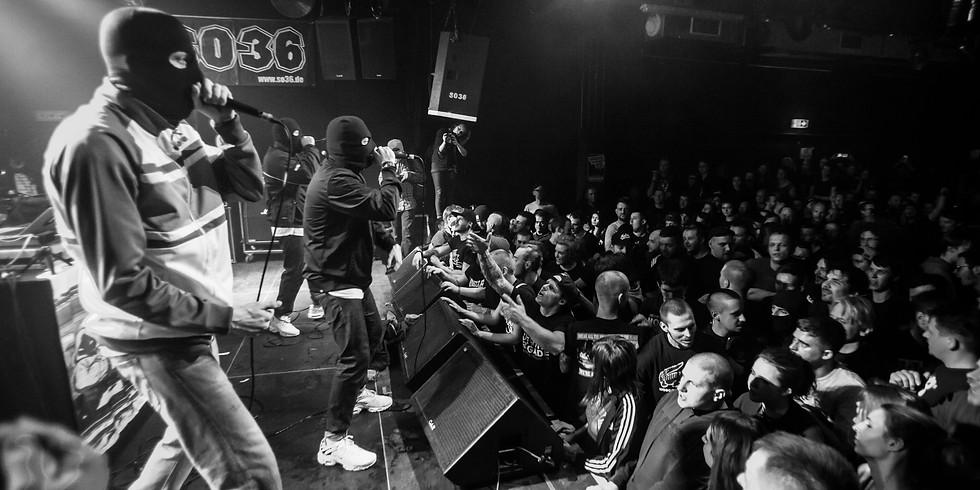 Moscow Death Brigade - verlegt in die Live Music Hall