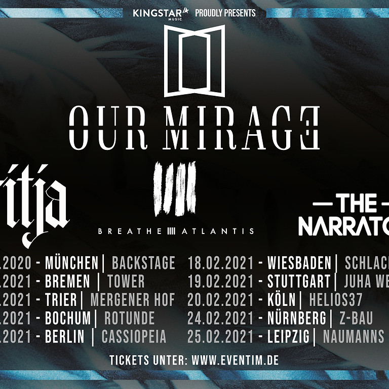 Our Mirage · Special Guest: Vitja