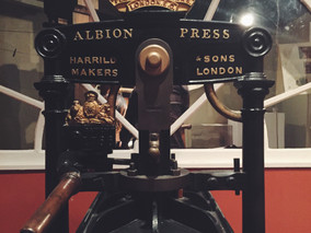 Studio Outing: The Printing Museum