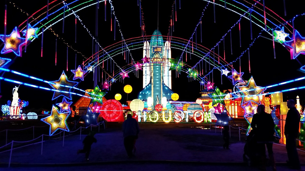 Holiday Attractions Houston
