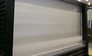 Metro Door Counter Shutter