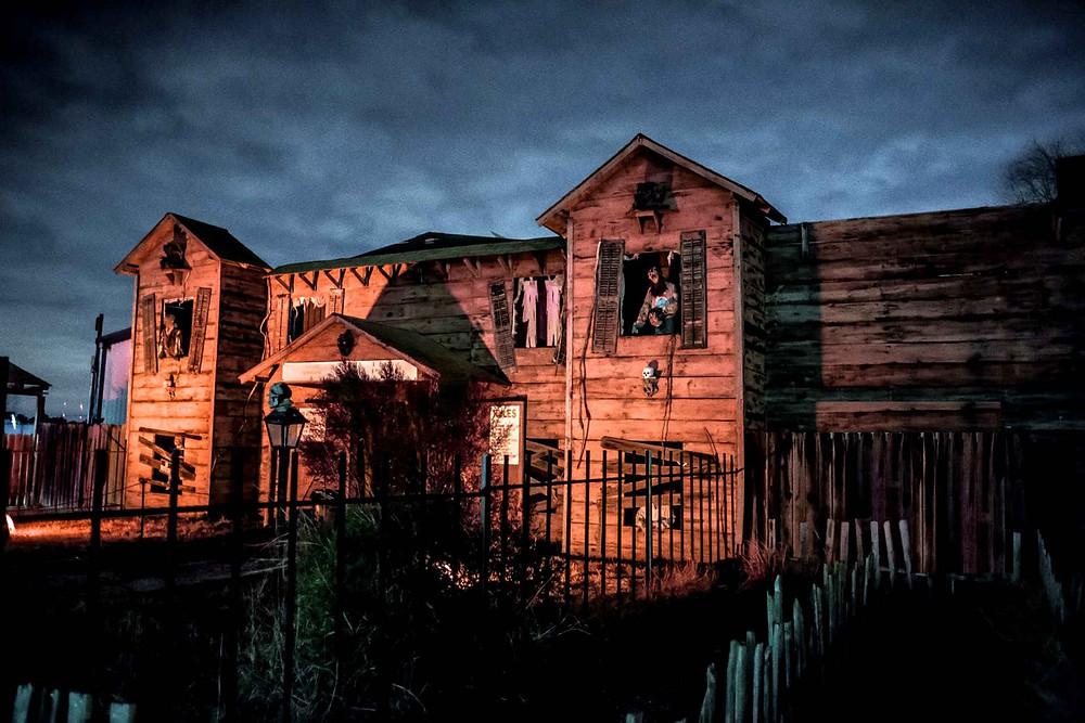 Houston Haunted Houses