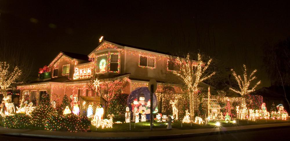 Christmas Lights Houston
