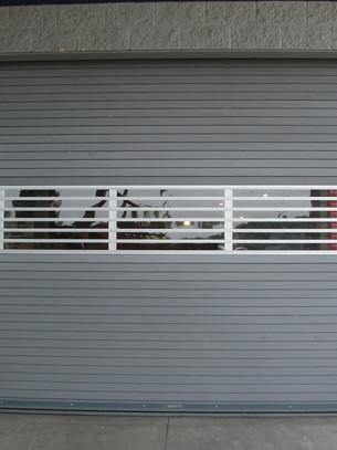 Rolling Steel Door - Vision Steel