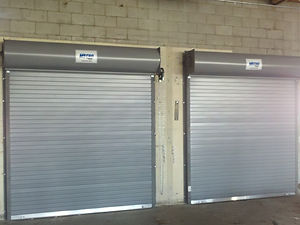 Metro Door Rolling Insulated Door