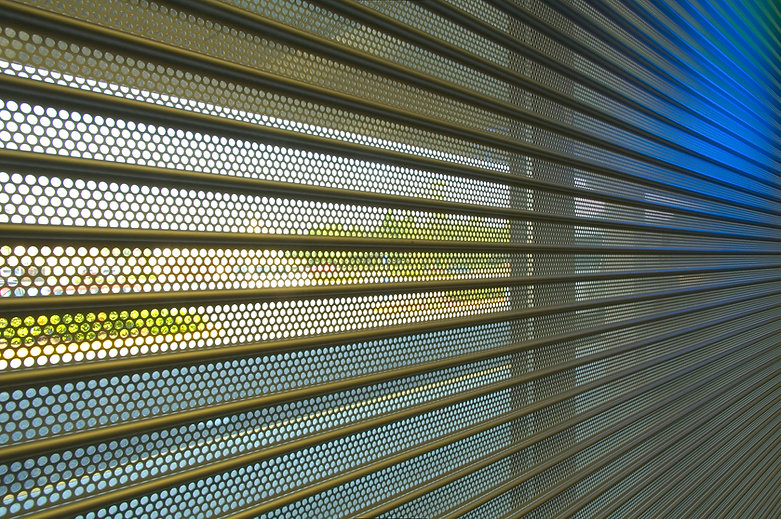 Rolling Shutter Perforated Series