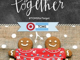 Target x TOMS 'One for One, For All' Campaign