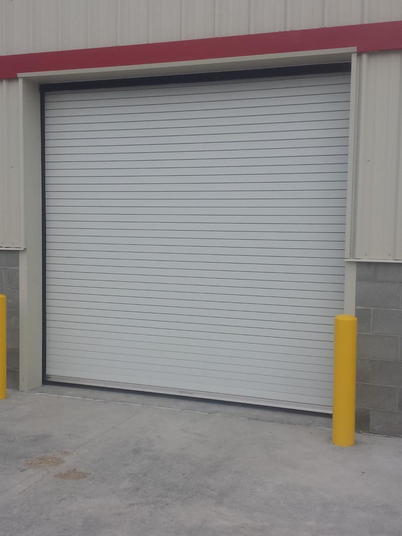Rolling Steel Door