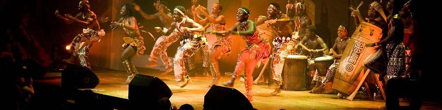 African Footprint Legends