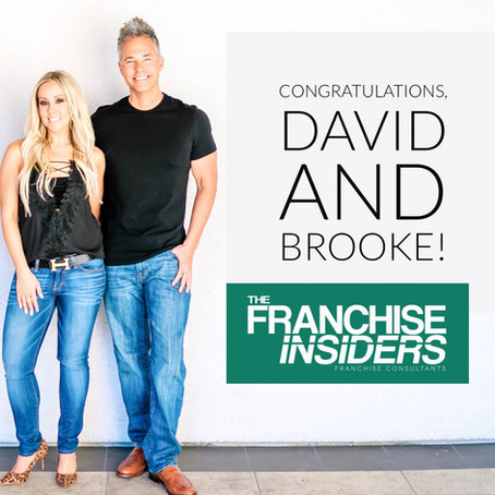 🎉HUGE CONGRATULATIONS to our great clients, David and Brooke!🎉