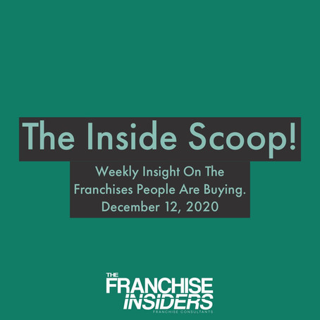 The Inside Scoop 🚀                 Franchises That People Bought This Week