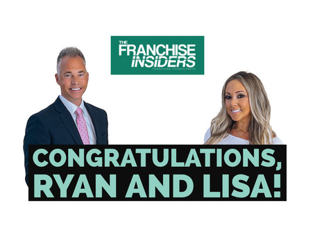 Congratulations Ryan and Lisa!