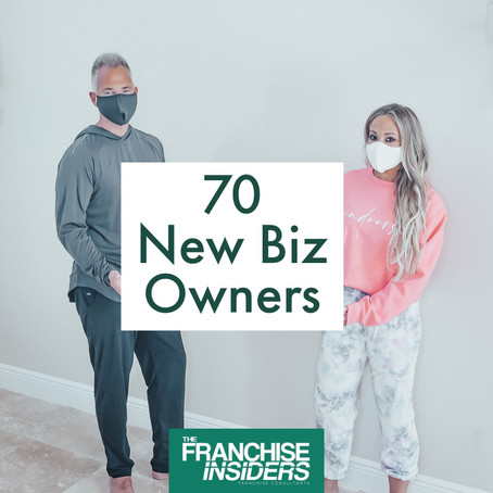 We Helped 70 People Take The Leap Into Business Ownership in 2020!