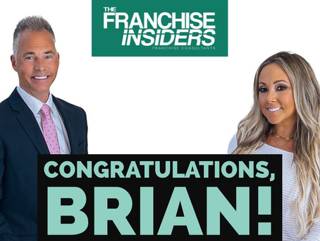 Congratulations To Our Client Brian!