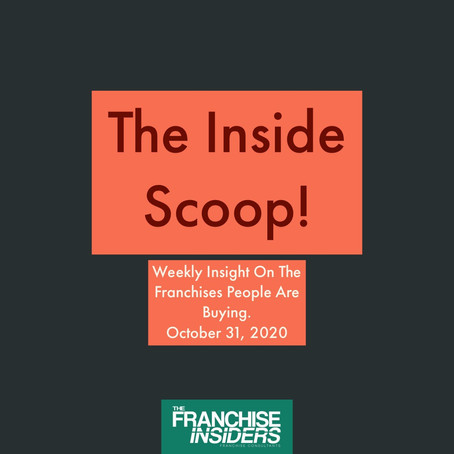 The Inside Scoop:  🚀 Franchises That People Bought This Week