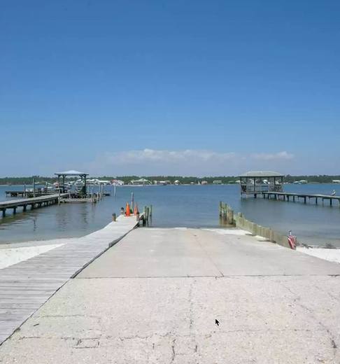 Boat Ramp for all guests and owners! First come, first serve