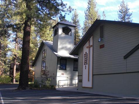 Wrightwood United Methodist Church -Services 10:00 AM Sundays