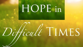 How To Get Through Difficult Times…