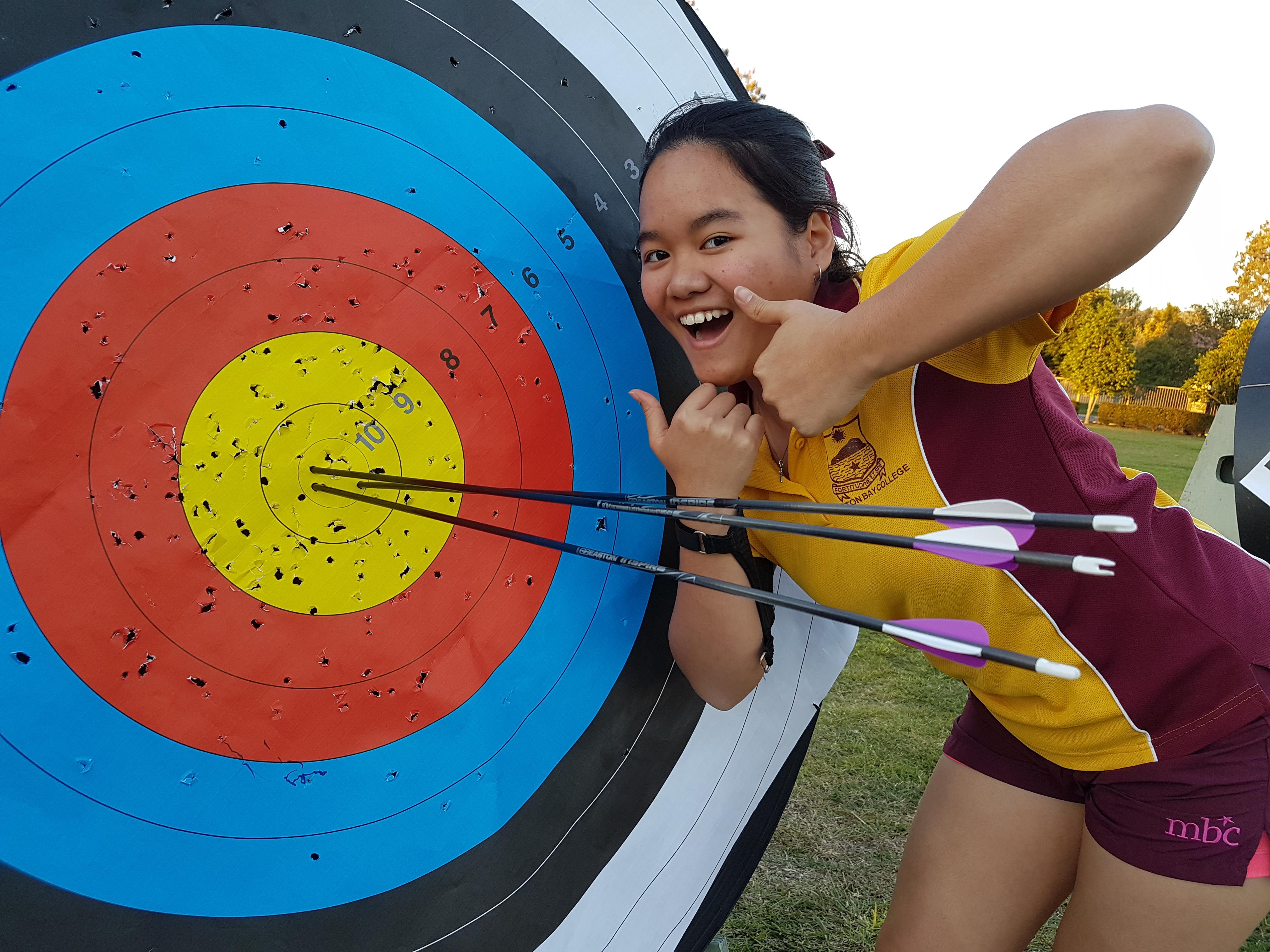 School archery