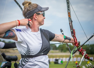 An archers reflection on what it takes to get to the top! – S&C, SPT, Swim, Stretch, Shoot, Repe
