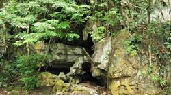Caverna La Gruta - Entrada
