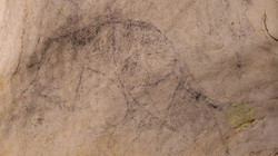 Caverna El Caimán - Pictografía