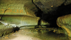 Caverna La Gruta - Interior