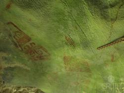 Caverna El Indio - Pinturas Indígenas