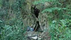 Caverna El Caimán - Geografía Sagrada