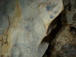 Caverna El Tigre - Detalle